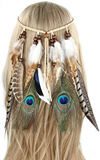 native american headpiece costume