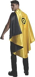 Rubie's Costume Co Men's DC Superheroes Deluxe Robin Cape