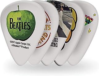 Planet Waves Beatles Albums Picks Medium Gauge - Pack of 10
