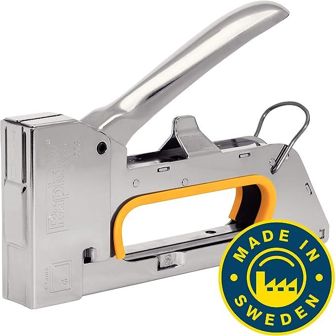 359 opinioni per Graffatrice manuale metallica PRO R23E — Interamente in acciaio — Lunga durata —
