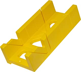 "Great Neck Saw PMB12 12"" Plastic Mitre Box"