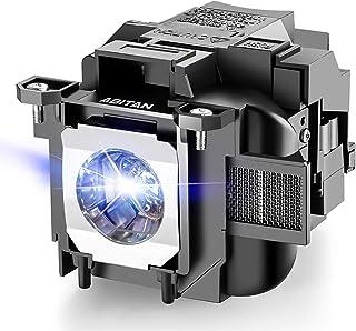 ABITAN ELP-LP88/ V13H010L88 Replacement Lamp for ELPLP88 for Epson Powerlite Home Cinema 2045 2040 1040 740HD 640 EB-X31 E...