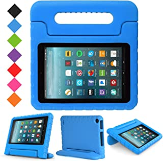 Kids Case for All-New Fire 7 2019/2017 - Light Weight Shock Proof Handle Kid–Proof Cover Kids Case for Amazon Fire 7 Table...