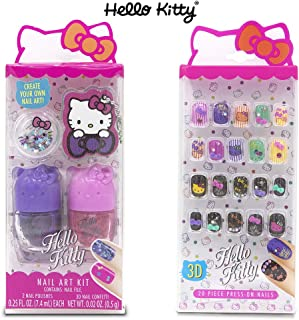 Best hello kitty nail polish set Reviews