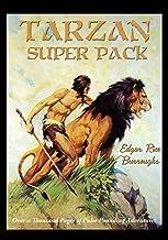 Tarzan Super Pack: Tarzan of the Apes, The Return Of Tarzan, The Beasts of Tarzan, The Son of Tarzan, Tarzan and the Jewel...