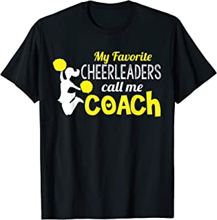 cheer coach shirt designs