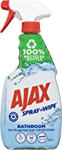 Ajax Spray n' Wipe Bathroom Antibacterial Disinfectant Household Cleaner Trigger Surface Spray Fresh Burst Made in Austral...