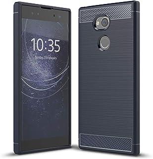 جراب XINKOE لهاتف Sony Xperia XA2 Ultra Slim [Slim Fit] [مضاد للخدش] [يمتص الصدمات] [متين] لهاتف Sony Xperia XA2 Ultra - أ...