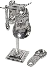 product image for Crosby & Taylor Owl Pewter Measuring Spoons with Display Post