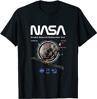 Souvenir de test de redirection de la NASA DART double astéroïde T-Shirt