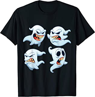 Ghosts Evil cartoon Set of ghosts Casper The Friendly Ghost T-Shirt