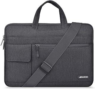 حقيبة كتف للاب توب من موسيسو، المصنوعة من البوليستر سهلة الاستخدام 13-13.3 Inch