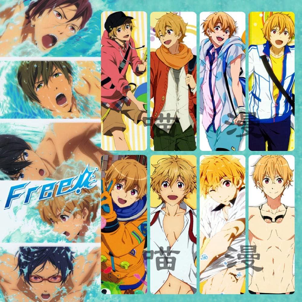 Anime Free 70% OFF Outlet Nanase Haruka Tachibana Transluc Sale Special Price Gou Matsuoka Makoto
