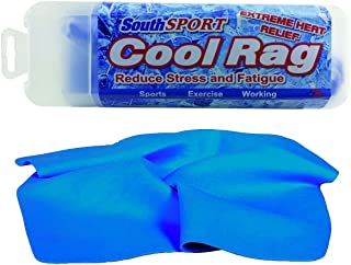 The Original Cooling Towel for Extreme Heat Relief (Blue) 27