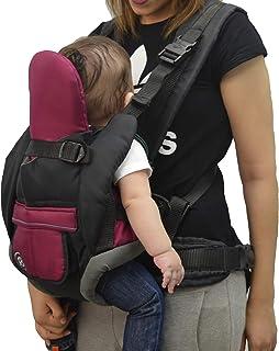 Pétit Bébé Baby Carrier For Boys, Maroon