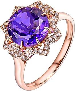 b202c65ce25c8 Amazon.co.uk: Rose Gold - Rings / Women: Jewellery