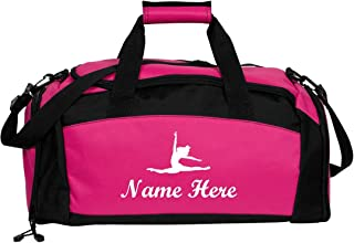 personalized dance duffle bags