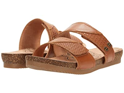 Cobb Hill Trinity Slide (Tan) Women
