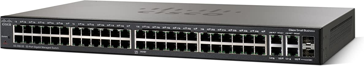 Best cisco sg300-52p Reviews