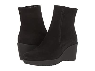 La Canadienne Gavyn (Black Suede) Women