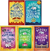 Baby Ganesh Agency Series 5 Books Collection Set By Vaseem Khan