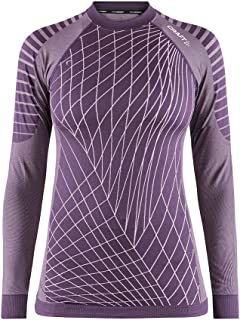 Craft Sportswear Women's Active Intensity Running and Training Fitness Workout Outdoor Sport Base Layer Long Sleeve Shirt