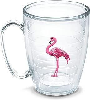 Tervis Flamingo 15-Ounce Mug, Boxed