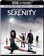 Serenity 4K Ultra HD + Blu-ray + Digital