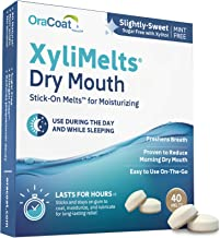 Sponsored Ad - Oracoat - XyliMelts - Dry Mouth - Mint Free - 40 Count