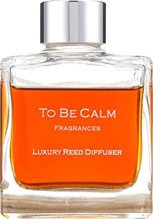 To Be Calm Beautiful Medley, Citrus, Jasmine & Spice Reed Diffuser
