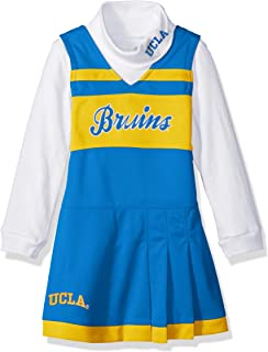 ucla toddler cheerleader outfit