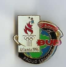 Budweiser Atlanta Olympic 1996 5 Rings Pin (Budweiser)