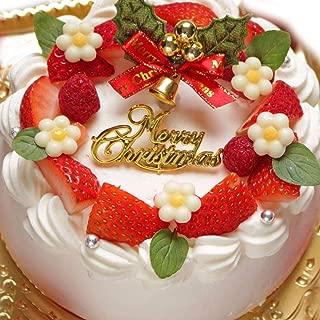 天使のおくりもの ホワイトベリー5号 Ver.2 4~6人分 冷凍 解凍12時間 クリスマスケーキ2019