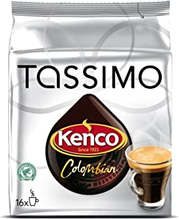 Tassimo Kenco Colombian Coffee T-Discs 2 Pack