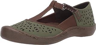 MUK LUKS Women's Samantha Sport Shoe-Olive Sandal