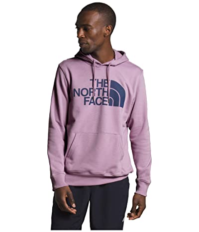 The North Face Half Dome Pullover Hoodie (Lavender Mist) Men