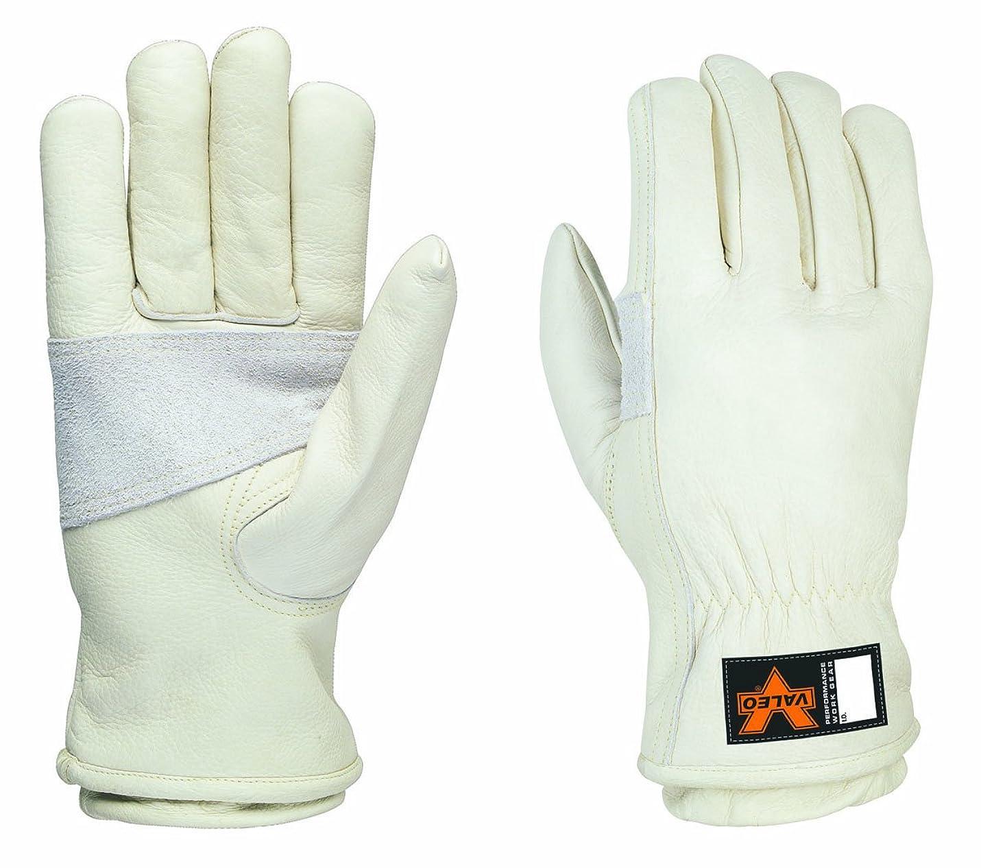療法送金支援するヴァレオレザーmulti-task手袋