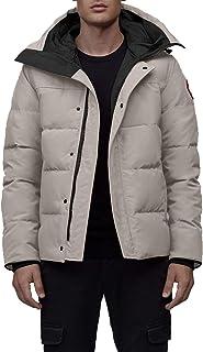 [カナダグース] CANADA GOOSE Men`s Macmillan Slim Fit Down Jacket メンズパーカー [Limestone] [並行輸入品]