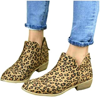 Best boots pointed toe low heel Reviews
