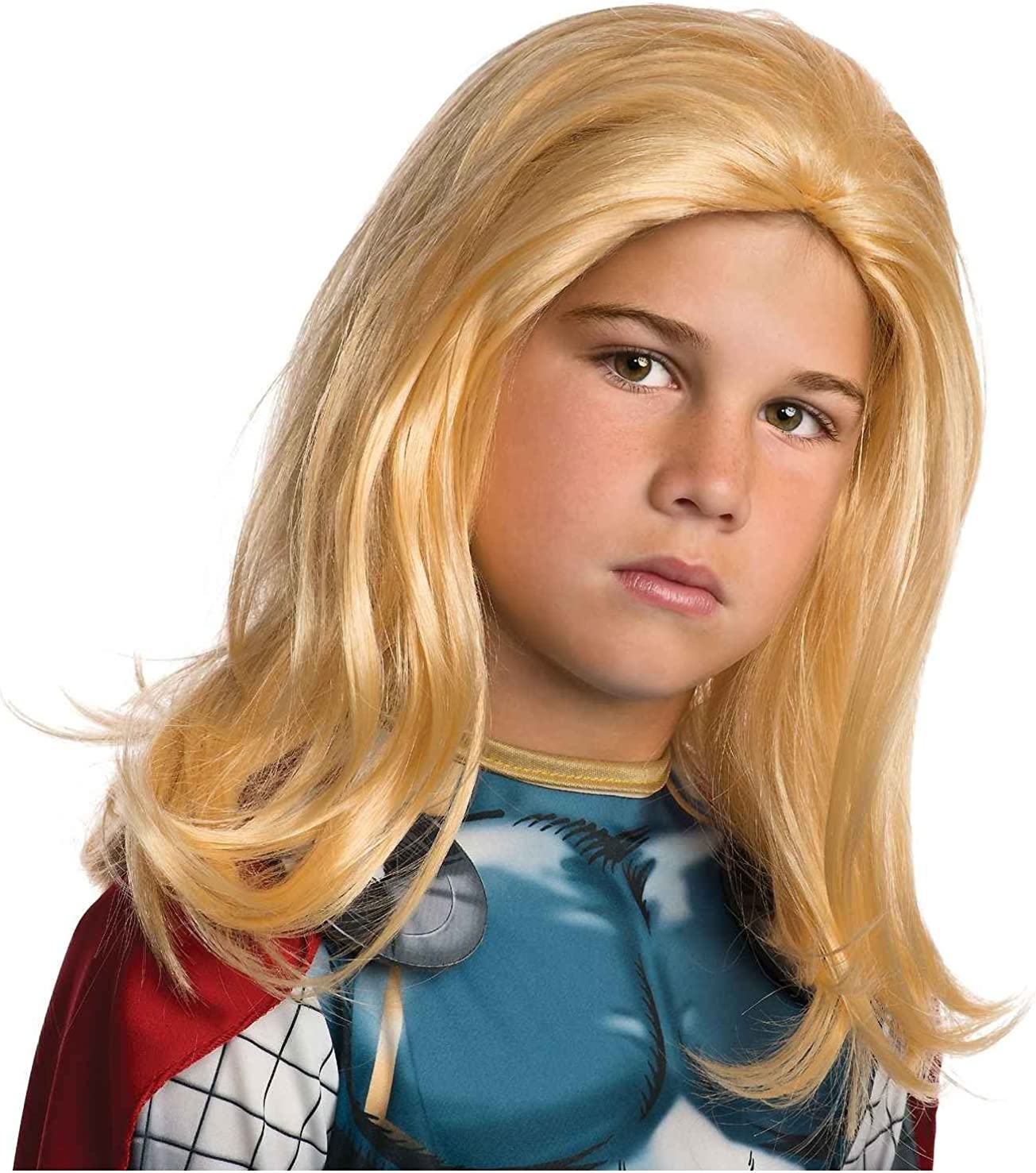 Thor Kids It Great interest is very popular Costume Accessory Wig