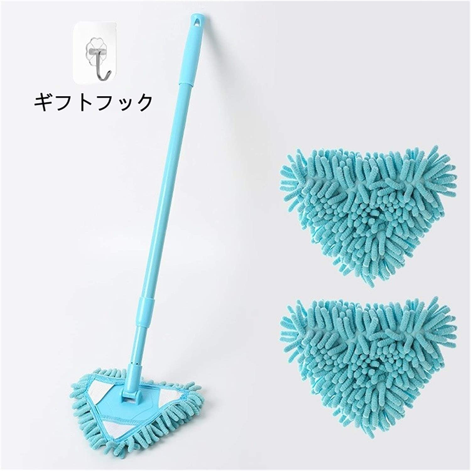 Multifunction 180 Miami Mall Degree Portable Cleaning Triangle Rotatable Latest item Mo