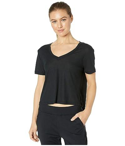 Lole Moorea Short Sleeve (Black) Women