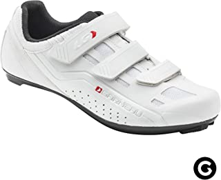 Unisex Chrome Bike Shoes for Commuting and Indoor Cycling, Compatible with SPD, Look and All Road Pedals