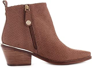 Guess Luxury Fashion Womens FL7NS2SUE10BROWN Brown Ankle Boots | Fall Winter 19