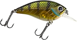 "Lunkerhunt Flat Sided Square Bill Impact Jolt 2.5F – Hard Bait Fishing Lure, Weighs ⅓ oz, 2.125"" Length"