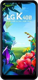 Smartphone LG K40S - Preto