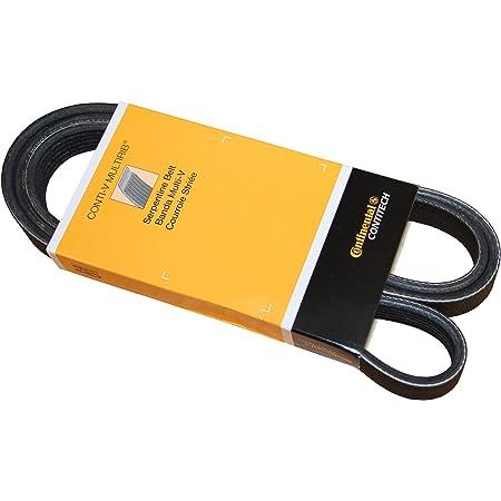 Amazon Com Contitech Pk060612 Serpentine Belt Automotive
