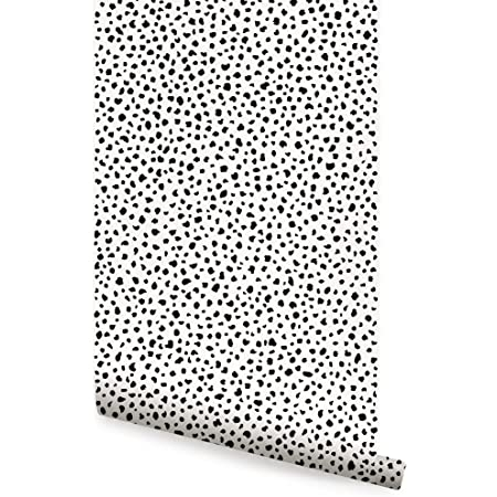 Speckle Wallpaper - Peel and Stick - by Simple Shapes (Single Sheet 2ft x 4ft)