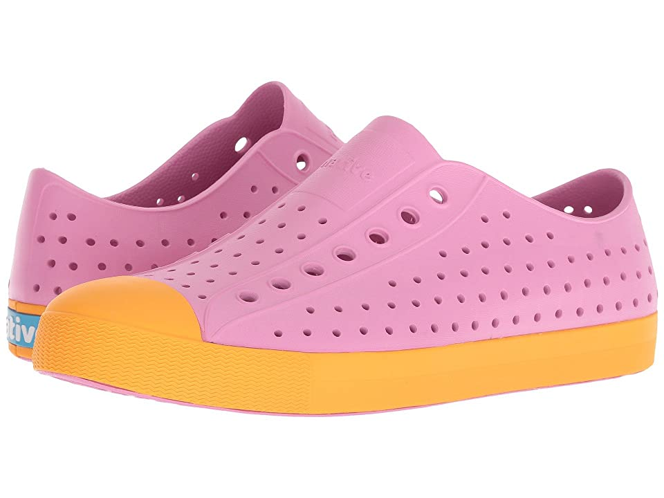 Native Shoes Jefferson (Malibu Pink/Marigold Orange) Shoes