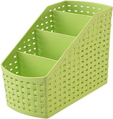 AJB Basket Storage Box/Organizer/bin/Basket for Kitchen, Utility, Living Room, Kids Room, Bedroom or Bathroom or Office Storage Basket